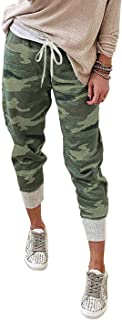 Go4shopping Women's Pants Jogger Sweatpants Casual Loose Drawstring Waist Jogging Pants with Pockets for the GYM, Yoga cla...