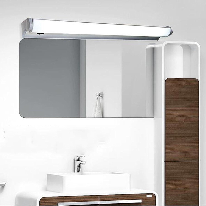 A Moderne Einfache Anti-fog LED-Spiegel-vordere Lampen-Spiegel-Lampen-Badezimmer-WC-Verfassungs-Spiegel-Schrank-Toiletten mit einem Schalter ( Farbe   Weies Licht-364.5CM )