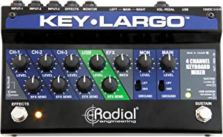 Best radial key largo keyboard mixer Reviews