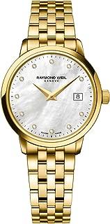 Women's 5988-P-97081 Toccata Analog Display Quartz Two Tone Watch