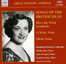 Great Singers - Ferrier Songs of the British Isles