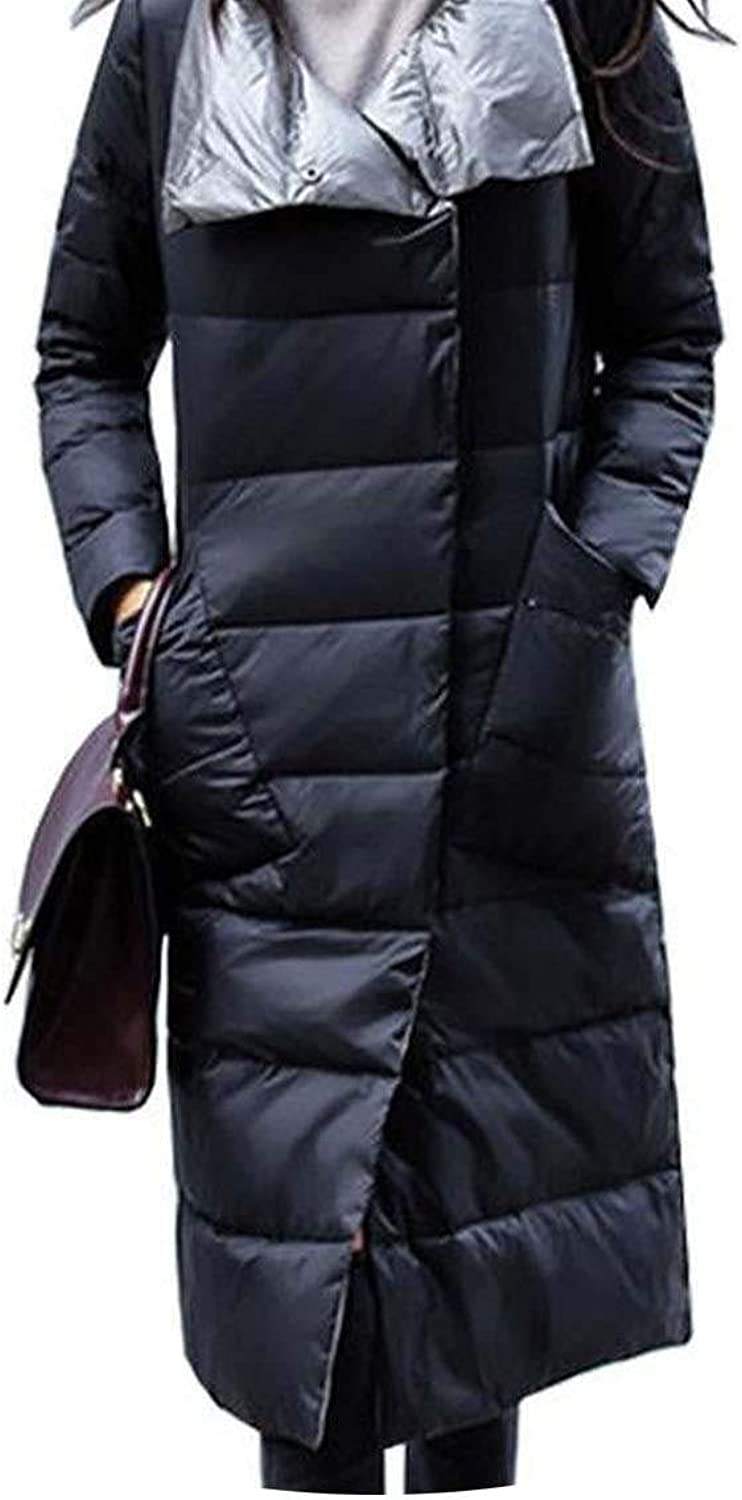 2018 New Women Winter Light Thin Down Jacket Office Lady Double Sided White Duck Down Jacket