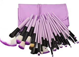32pcs Cosmetic Eyebrow Shadow Makeup Brushes Set - Bag