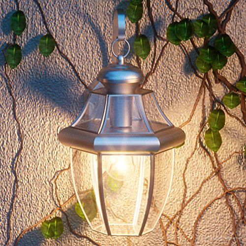 Luxury Colonial Outdoor Wall Light, Medium Size: 14
