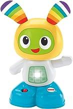 Fisher-Price Minirobot robi, juguete electrónico bebé +6 meses (Mattel FFD92)