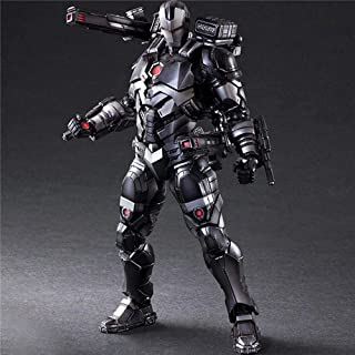 JINGLU Figura de Acción Iron Man 2da generación Gears of War 1/6 Juguetes Modelo Anime Souvenirs/Coleccionables/Manualidades Juguete Decoración de la Estatua 28CM