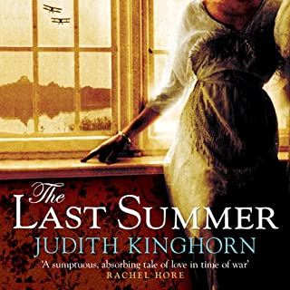 The Last Summer cover art