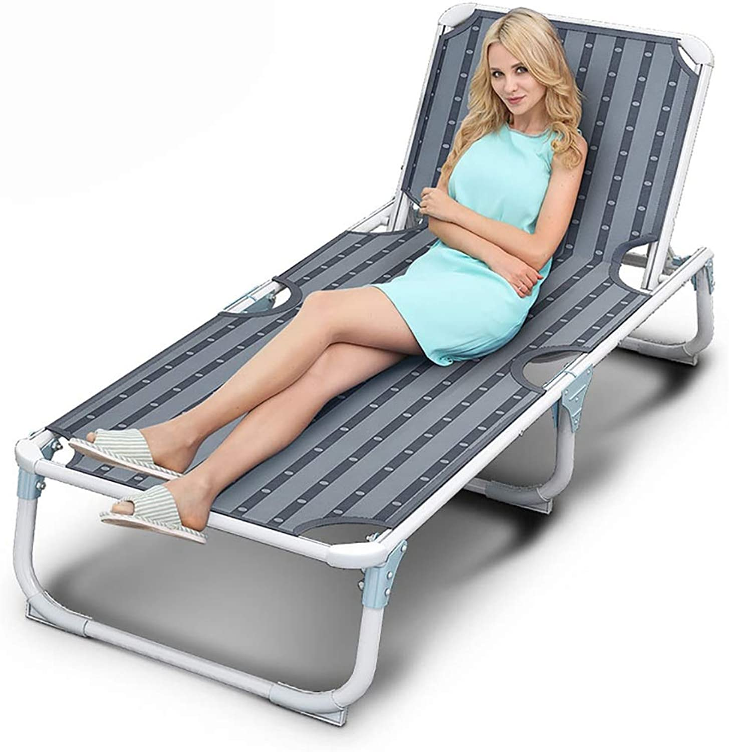 Chair Folding Sheets People Lunch Bed Simple Bed Camp Bed Home accompanying Office Adult Couch