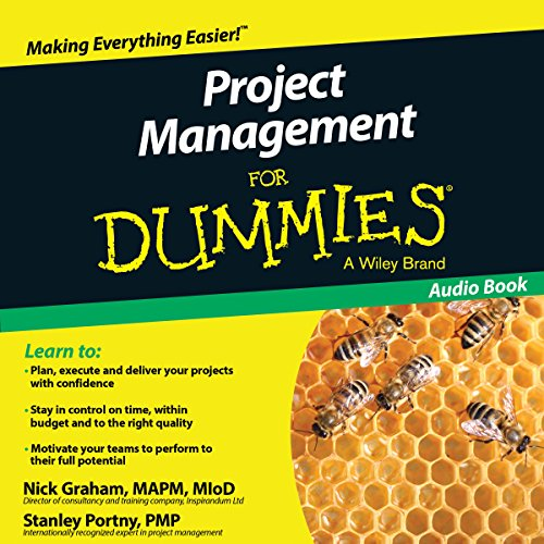 Project Management for Dummies Titelbild