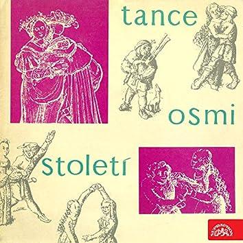 Bach, Baldassare, Corelli, Khachaturian, Chopin, Liszt, Mendelssohn-Bartholdy, Smetana, Ravel: Tance osmi století