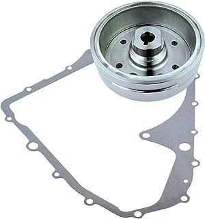 Kit Flywheel + Crankcase Cover Gasket Fits Suzuki LTA 400 Eiger 2002-2007 | OEM Repl.# 32102-38F00 / 32102-38F01 / 32101-38F00