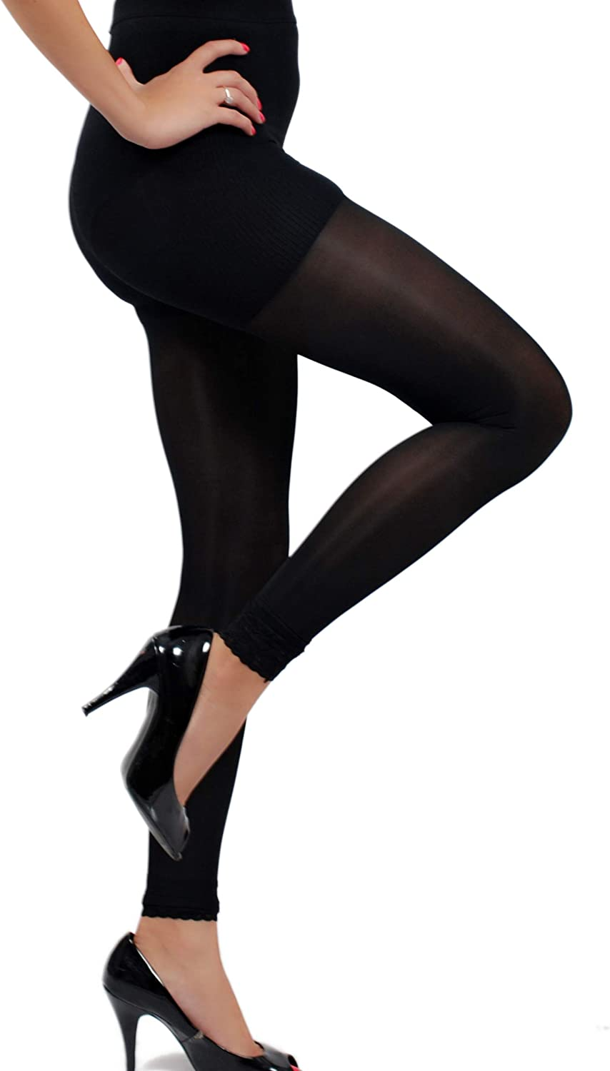 Tights for Women - Sexy Thick Thigh High Waist Stockings