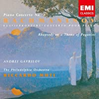 Andrei Gavrilov - Rachmaninov: Piano Concerto No.2 [Japan LTD HQCD] TOCE-91030 by Andrei Gavrilov