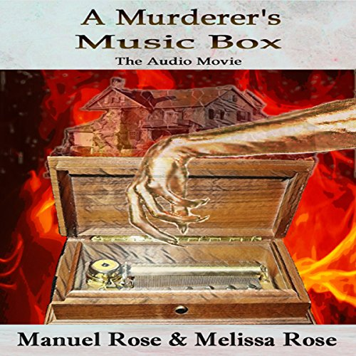 A Murderer's Music Box audiobook cover art