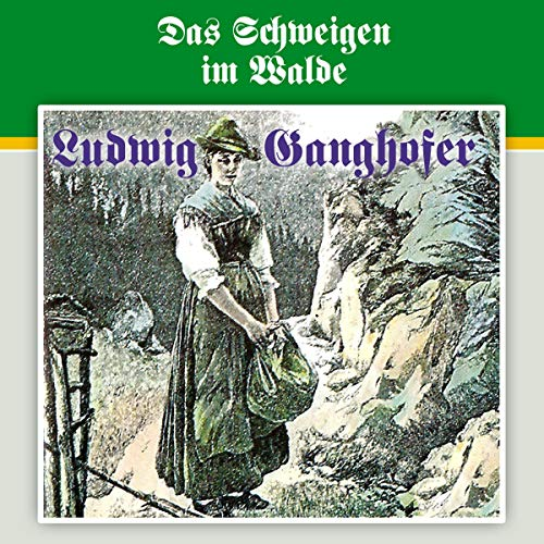 Page de couverture de Das Schweigen im Walde