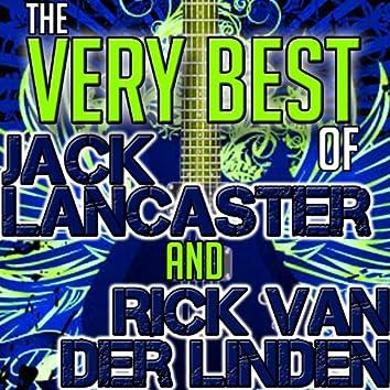 The Very Best of Jack Lancaster and Rick Van Der Linden
