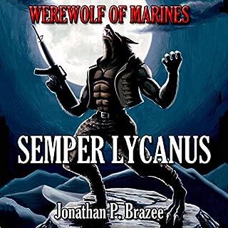 Werewolf of Marines cover art