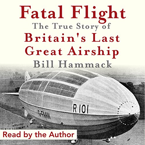 Fatal Flight audiobook cover art