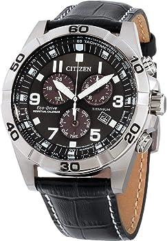 Citizen Brycen Perpetual Alarm Chronograph Men's Watch