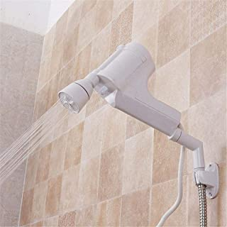 Shower Head Handheld Electric Shower Heater Faucet 3000W 220V 50Hz Water Heating Power Head Spray Out Tap Handle Single Hole Replacement Handshower