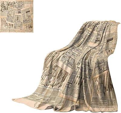 Amazon.com: Luoiaax Gothic Custom Design Cozy Flannel ...