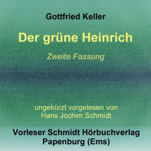 Der grüne Heinrich  By  cover art
