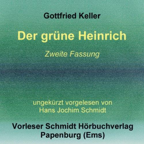 Der grüne Heinrich Titelbild