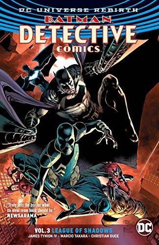 Batman - Detective Comics (2016-) Vol. 3: League of Shadows (English Edition)