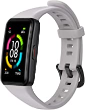 HONOR Band 6 Smartwatch, fitnesstracker met SpO2-hartslagmeter, 5 ATM waterdicht, hartslagmeter, stappenteller, activiteit...