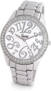 Speidel Women's Boyfriend Stainless Steel