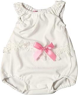 Monos, Bebé ReciéN Nacido Bebé NiñAs Floral Mono Traje De Mono Conjunto Pijama