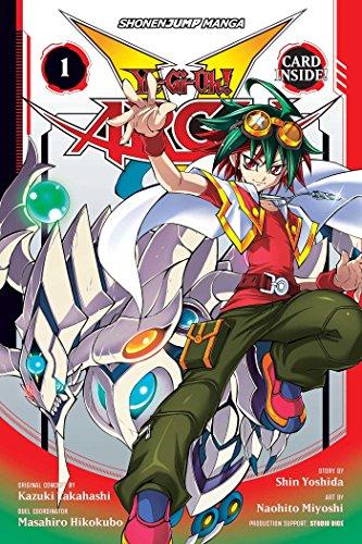Yu-Gi-Oh! Arc-V 1: The Name Is Phantom!!