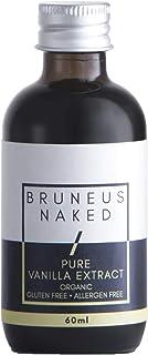 Naked Organic Pure Vanilla Extract, 60ml