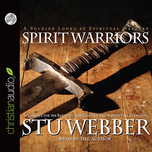 Spirit Warriors audiobook cover art