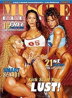 Denise Masino's Muscle Elegance Magazine Issue #20