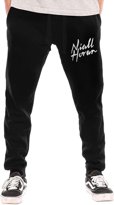 National products KarleDeal Niall Horan Logo Men's Pants Sweatpants Basic Long Ranking TOP14 Jog