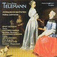 Telemann:Moral Cantatas