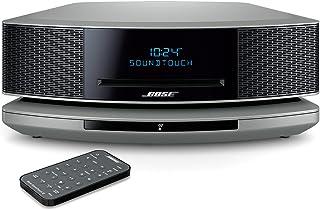 Bose Wave SoundTouch IV妙韵音乐系统/音箱/音响 WIFI/蓝牙/CD播放器 (银色)