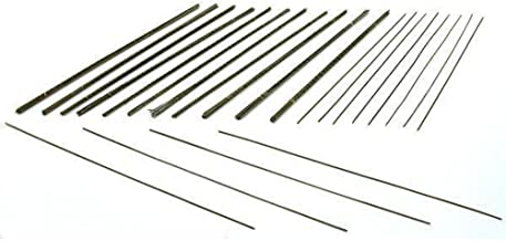 SE 144-Piece Jeweler's Piercing Saw Blade Set