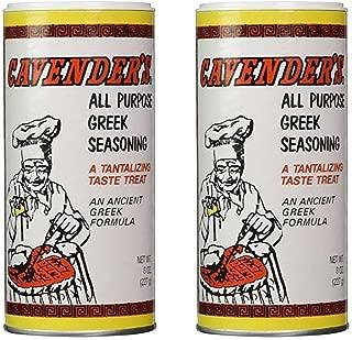 Best cavenders seasoning ingredients Reviews
