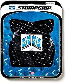 Stompgrip 13-18 Kawasaki ZX636 Motorcycle Traction Pads (Black)