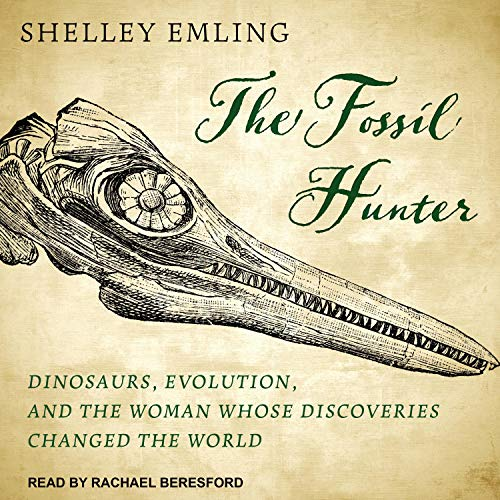 The Fossil Hunter Titelbild