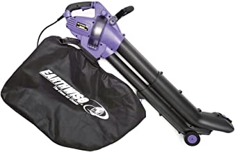 electric wheeled leaf vacuum