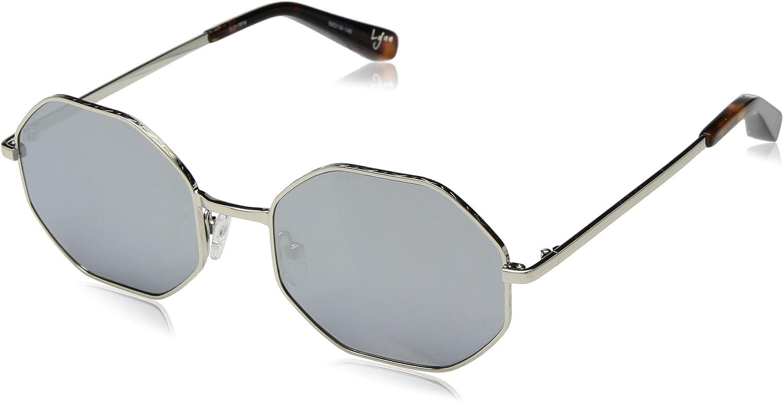 Elizabeth and James Women's Lynn Round Sunglasses