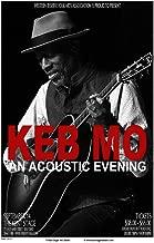 Raw Sugar Art Studio Keb Mo 2018 Kent Ohio Concert Poster