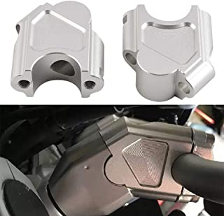 TESWNE Modified Handlebar Risers Height up Adapters For BMW F800GT F800GS F800R