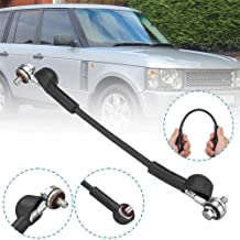 qiguch66 Truck Tail Gate Support Cables,Auto Car Lower Support Cable LR038051 Replacement for Range Rover L322 Black