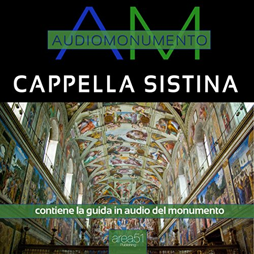 Cappella Sistina audiobook cover art