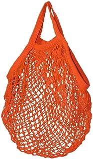 Baumwolle Einkaufsnetz HANDARBEIT leicht umweltfreundlich