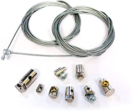 GT-Speed Universal Motorcycle Emergency Throttle Cable Repair Kit for HONDA, YAMAHA, KAWASAKI, SUZUKI, SCOOTER, MOTORCROSS Models